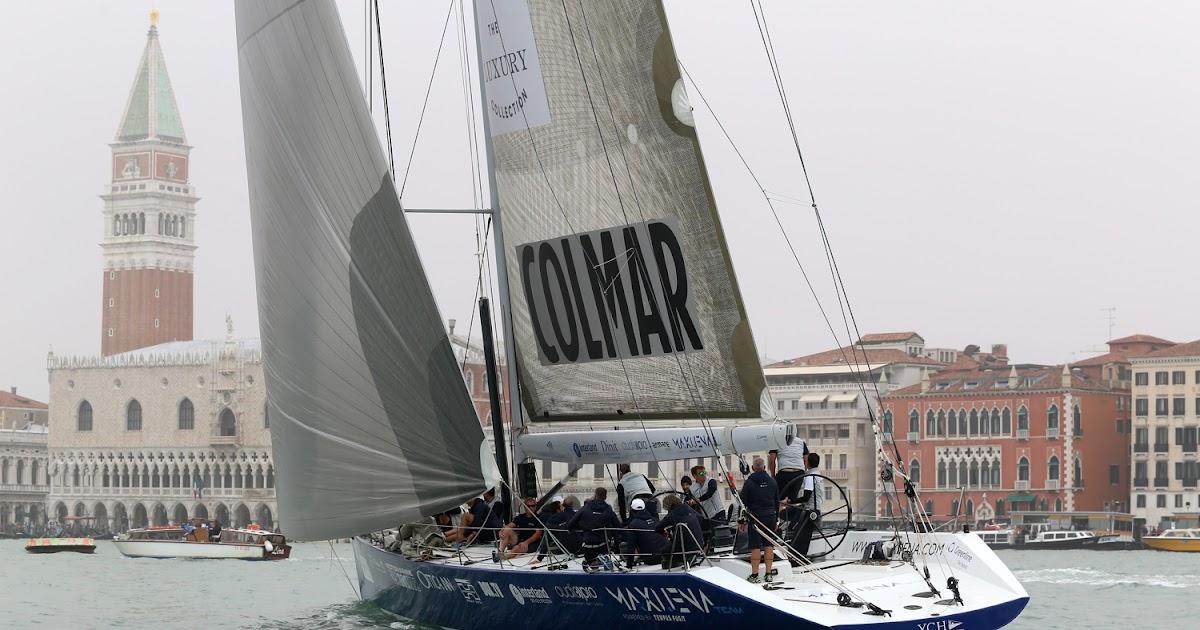 Lo Yacht Club Hannibal incanta Venezia: Maxi Jena Tempus Fugit vincitrice della Venice Hospitality Challenge e della Veleziana