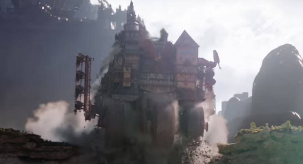 Teaser trailer drops for Peter Jackson's Mortal Engines