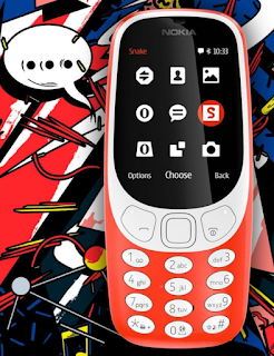 Nokia 3310 the original mobile phone, updated