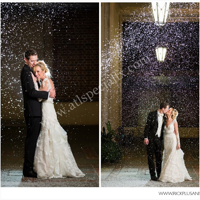 ATL SPECIAL FX® manufactures the world's best snow machines and winter special effects equipment www.atlspecialfx.com for Wedding Planners and Party Planners Snow Fall Special Effects Equipment