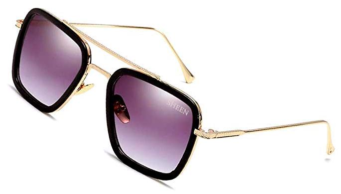Marvel Avengers Infinity War Tony Stark Sunglasses Flight Eyewear Robert Downey