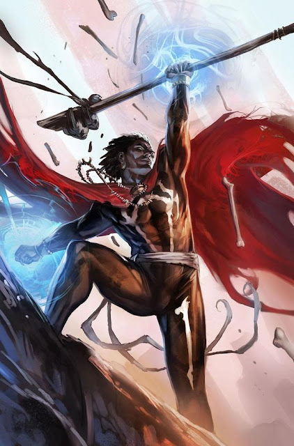 doctor voodoo marvel