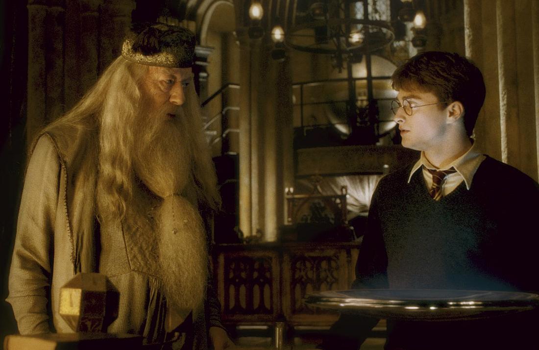 Harry Potter, Albus Dumbledore, Fantastyczne zwierzęta, Zbrodnie Grindelwalda