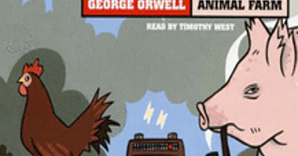 A review of animal farm by george orwell