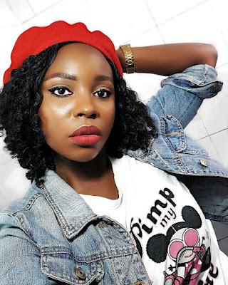 Nigerian Blogger Lade Ibikunle