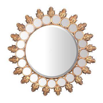 Copy Cat Chic Ballard Designs Crown Sunburst Mirror