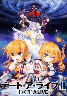 Download Date A Live II BD Subtitle Indonesia Batch Episode 1 – 10 + OVA