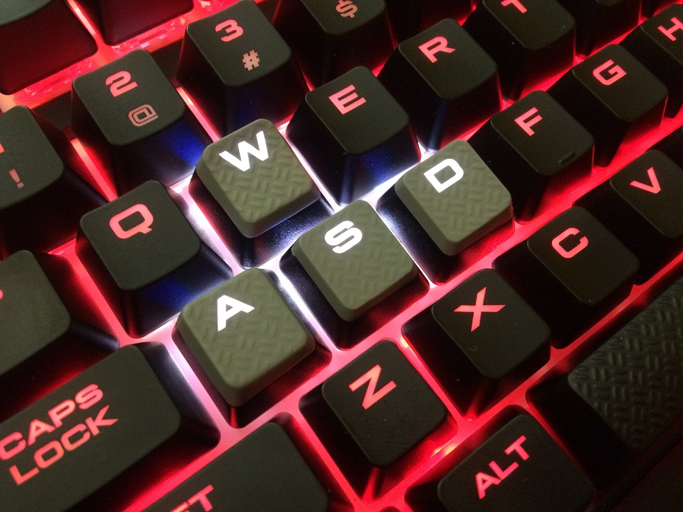 Corsair STRAFE RGB MX Silent Mechanical Keyboard Review