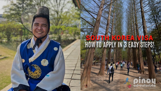 How to Apply for a SOUTH KOREA VISA List of Requirements 2019 Philippines