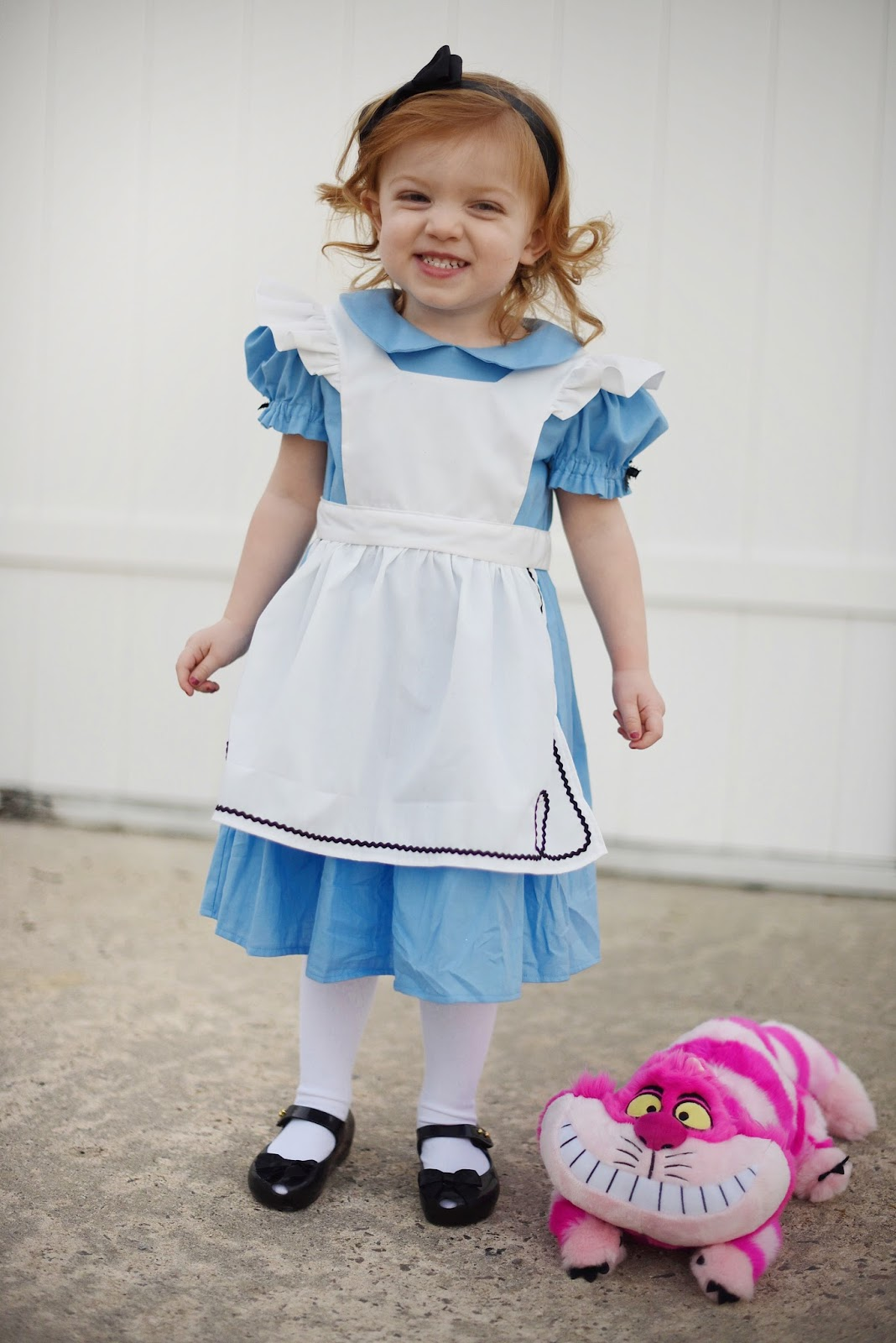 Alice in Wonderland Halloween - Something Delightful Blog