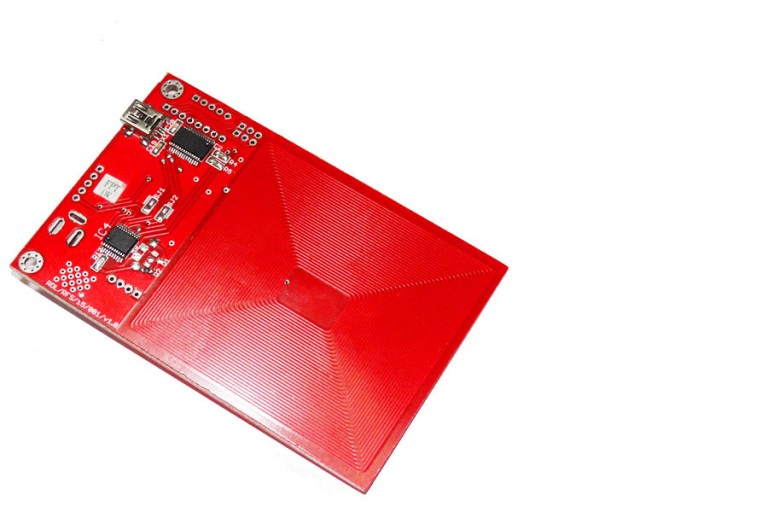 Research Design Lab: USB RFID READER