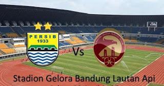 Jadwal Persib Bandung vs Sriwijaya FC Berubah