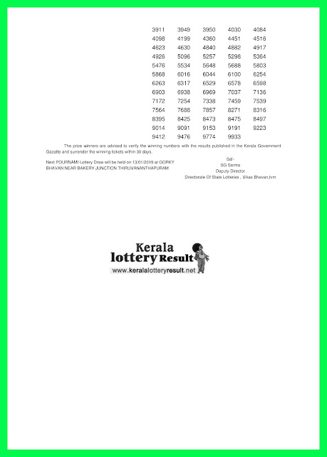 KeralaLotteryResult.net, kerala lottery kl result, yesterday lottery results, lotteries results, keralalotteries, kerala lottery, keralalotteryresult, kerala lottery result, kerala lottery result live, kerala lottery today, kerala lottery result today, kerala lottery results today, today kerala lottery result, pournami lottery results, kerala lottery result today pournami, pournami lottery result, kerala lottery result pournami today, kerala lottery pournami today result, pournami kerala lottery result, live pournami lottery RN-373, kerala lottery result 06.01.2019 pournami RN 373 06 december 2019 result, 06 01 2019, kerala lottery result 06-01-2019, pournami lottery RN 373 results 06-01-2019, 06/01/2019 kerala lottery today result pournami, 06/01/2019 pournami lottery RN-373, pournami 06.01.2019, 06.01.2019 lottery results, kerala lottery result December 06 2019, kerala lottery results 06th December 2019, 06.01.2019 week RN-373 lottery result, 06.01.2019 pournami RN-373 Lottery Result, 06-01-2019 kerala lottery results, 06-01-2019 kerala state lottery result, 06-01-2019 RN-373, Kerala pournami Lottery Result 06/01/2019