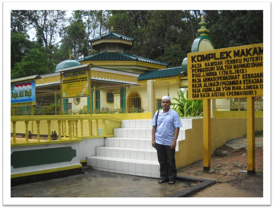 Sufi Road Tabarukan Ke Raja Ali Haji Gurindam 12 Menjadi Pribadi