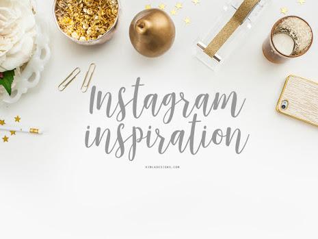 Instagram Inspiration: July