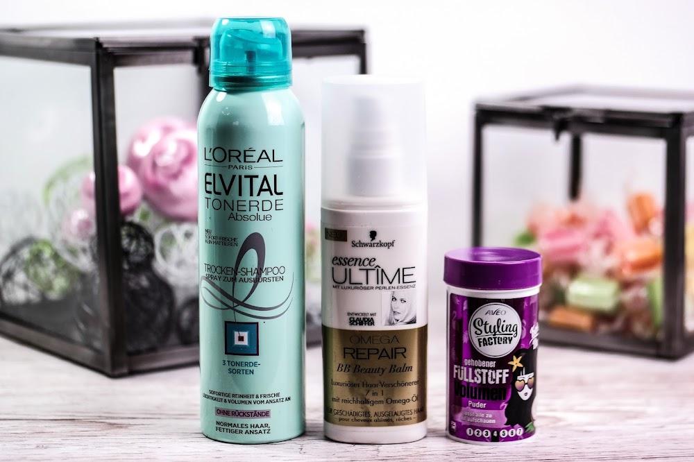 L`Oréal Schwarzkopf AVEO aufgebraucht