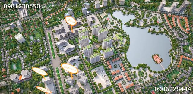 Tổng thể dự án AN BÌNH CITY - Thành Phố Giao Lưu