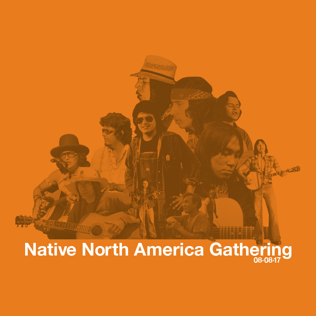 voluntary in nature: Native North America Gathering in The ...