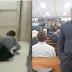 Pastor tarado apanha de marido da evangélica