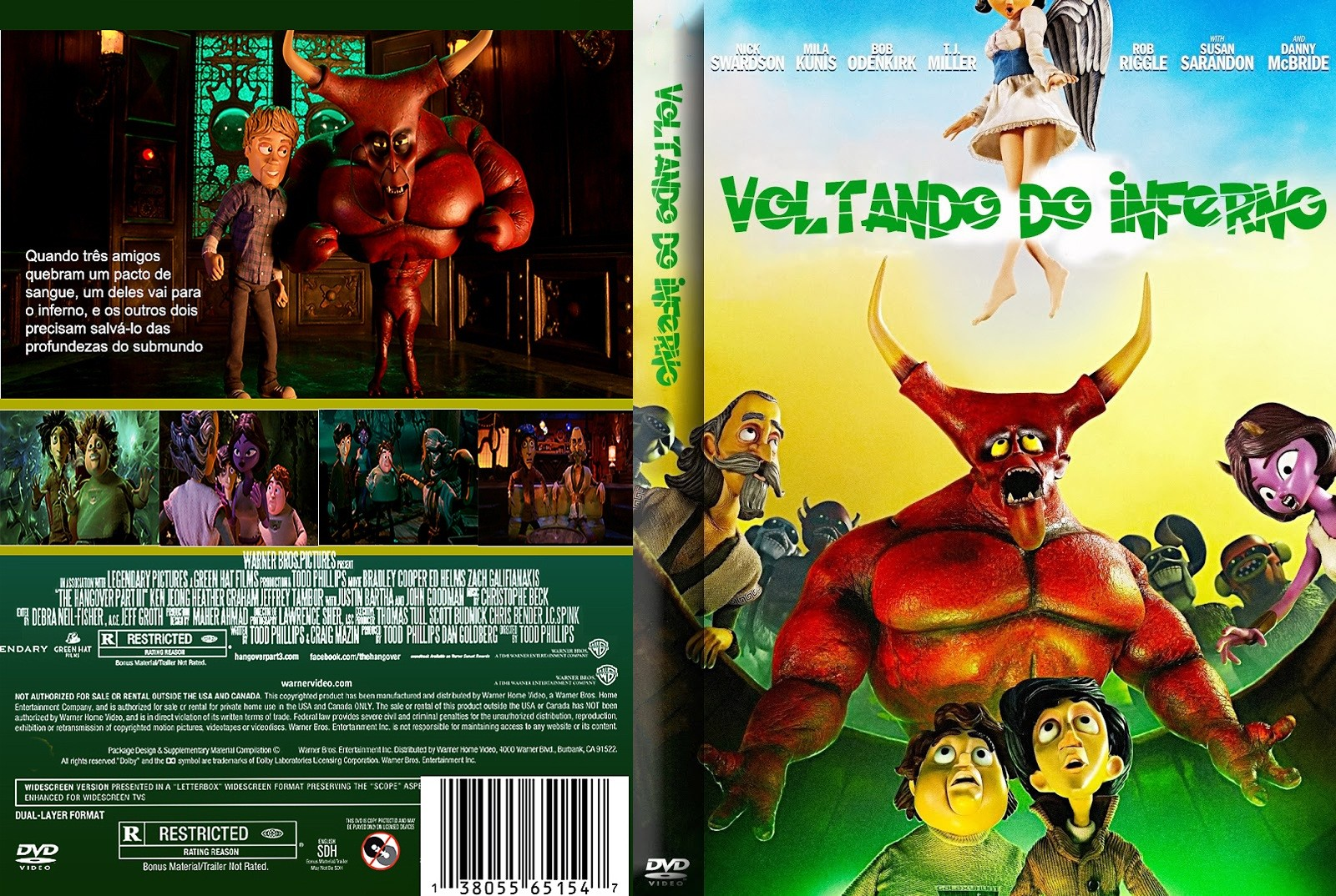 Download Voltando Do Inferno BDRip XviD Dual Áudio Voltando 2BDo 2BInferno 2B 25282016 2529