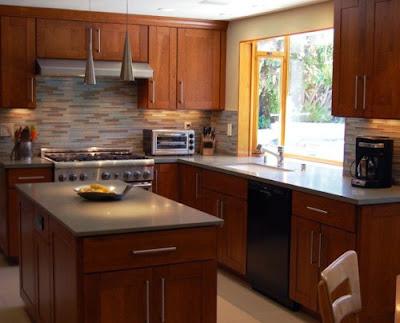 Tips Lengkap Pembuatan Kitchen Set