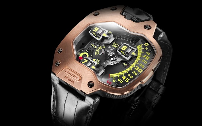 5 Head Turning Luxury Watches Spotted During The Past Year