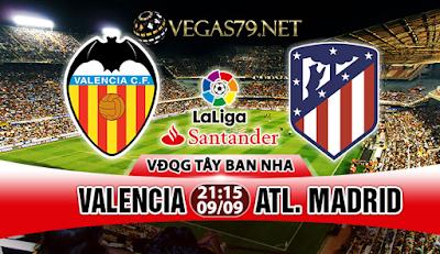 Nhận định, soi kèo nhà cái Valencia vs Atletico Madrid