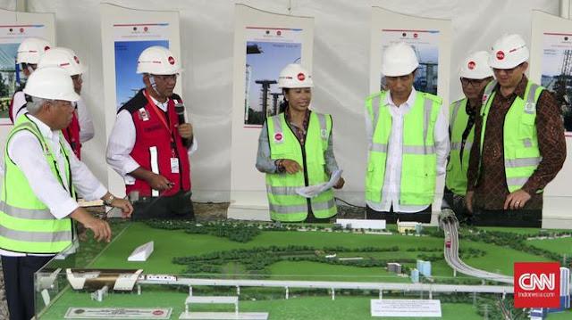 Proyek LRT Jokowi Gairahkan Investasi Properti