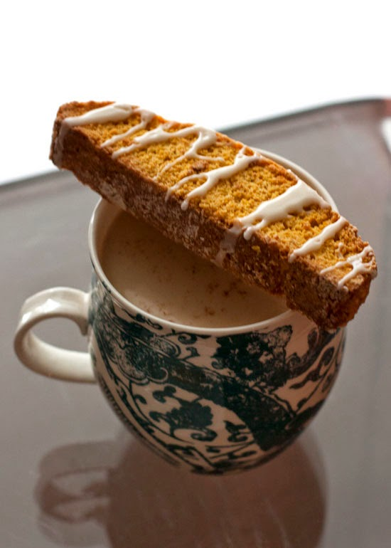 ... biscotti spicy gingerbread biscotti and pumpkin spice biscotti with