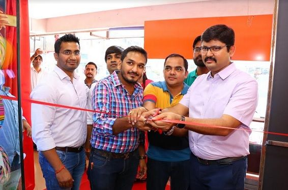 Inauguration Ceremony of Moto Hub