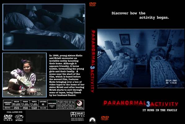 paranormal activity 5 cover - photo #9