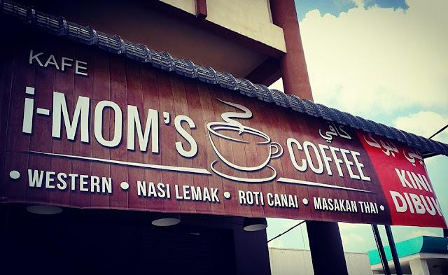 i-Mom's Coffee Mahu Melebarkan Sayap