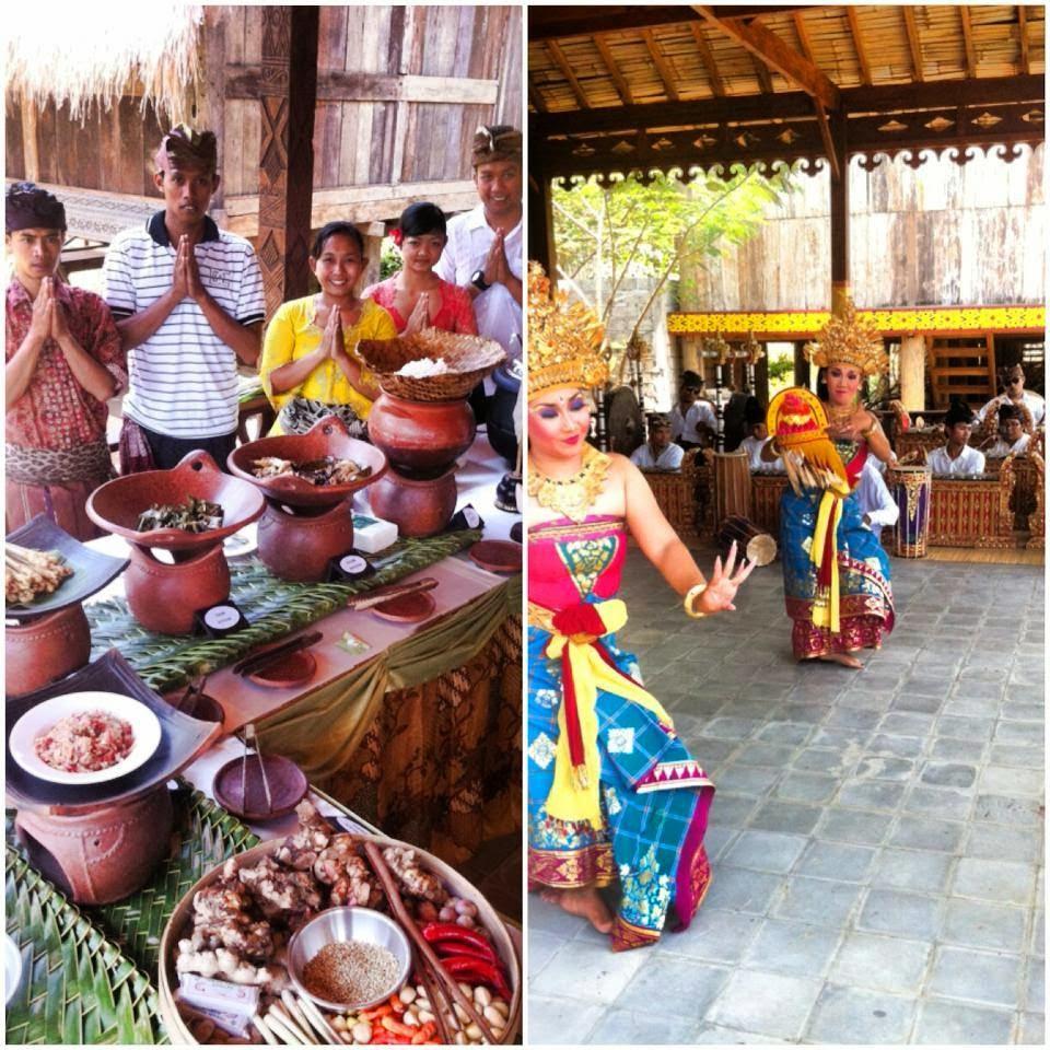 Displaying Indonesia's multicultural unity in Bali  We call TAMAN NUSA ~ Watersport, Sewa
