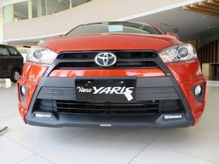 Toyota Yaris Toyota Ciputat