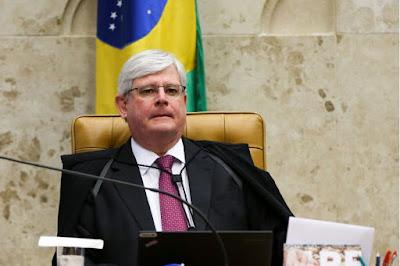 Rodrigo Janot cita nomes de políticos paraibanos por supostas ligações e favores prestados a Eduardo Cunha