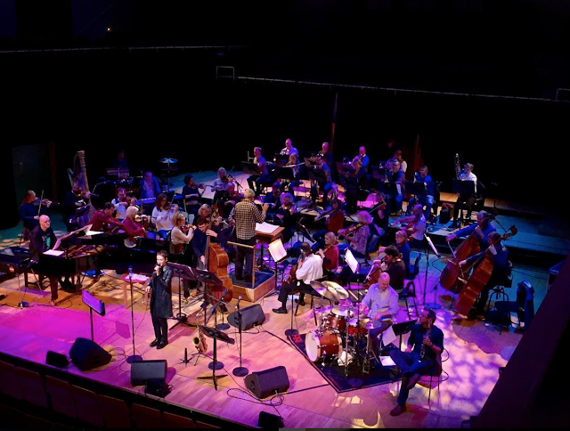 News du jour I Know I Dream The Orchestral Sessions Stacey Kent Live