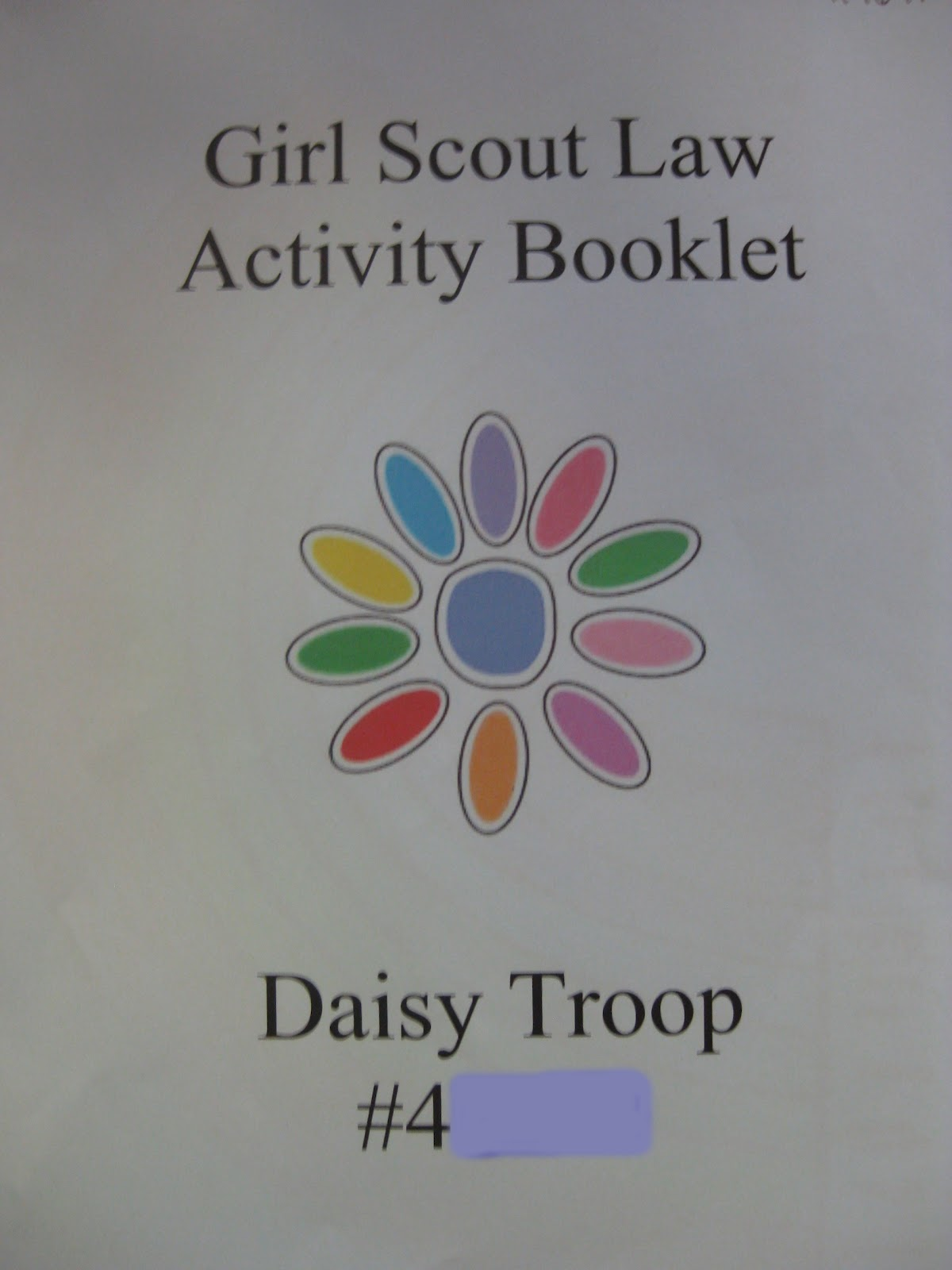 Daisy scout petal coloring pages - Page 1 Rainbow Coloring Sheet The Petal Colors Are Listed On The Bottom Left Of The Rainbow While The Corresponding Component Of The Law Is Listed On Each
