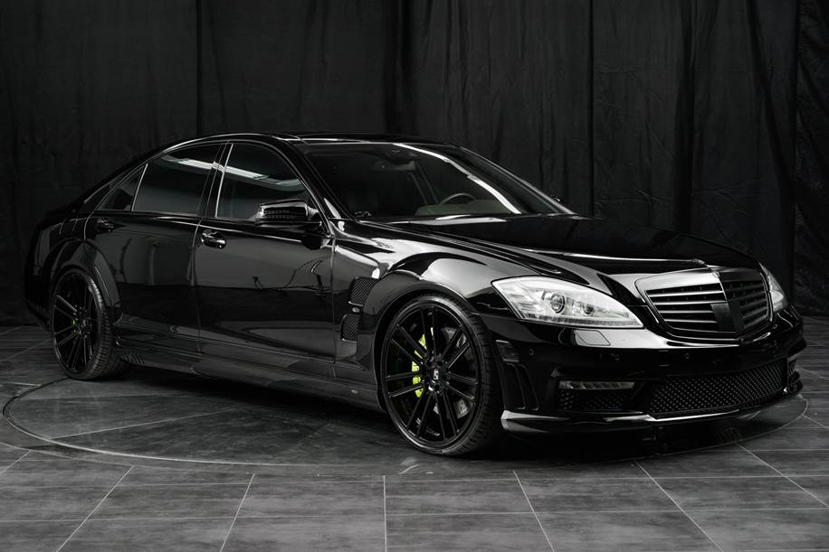 2012 mercedes benz w221 s63 amg lorinser kit benztuning. Black Bedroom Furniture Sets. Home Design Ideas