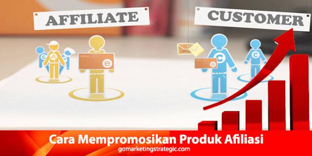 Cara promosikan Produk Afiliasi
