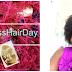 Wash Day Featuring OGX Hair Products   #WashDayExperience   #BadAssHairDay