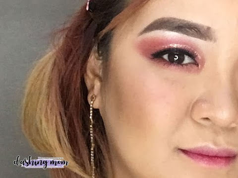 Pinkish Make-up Look + Review for Althea Korea's newest Makeup Line