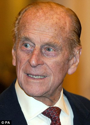 Prince Philip Rushed to Hospital