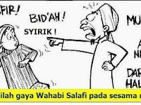 Ini Daftar Ustadz Wahabi Indonesia yang Kerap Membid'ahkan