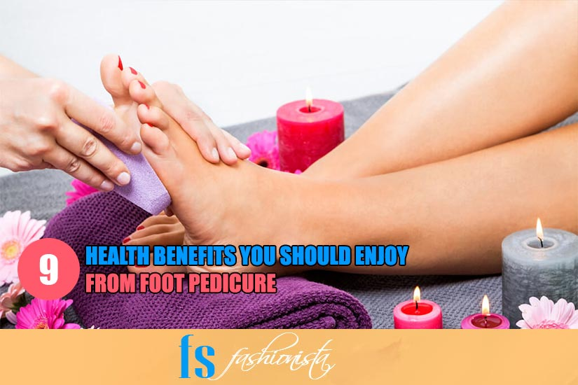 Health Benefits You Should Enjoy from Foot Pedicure