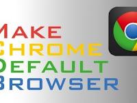 Cara Mengembalikan Setelan Google Chrome ke Default