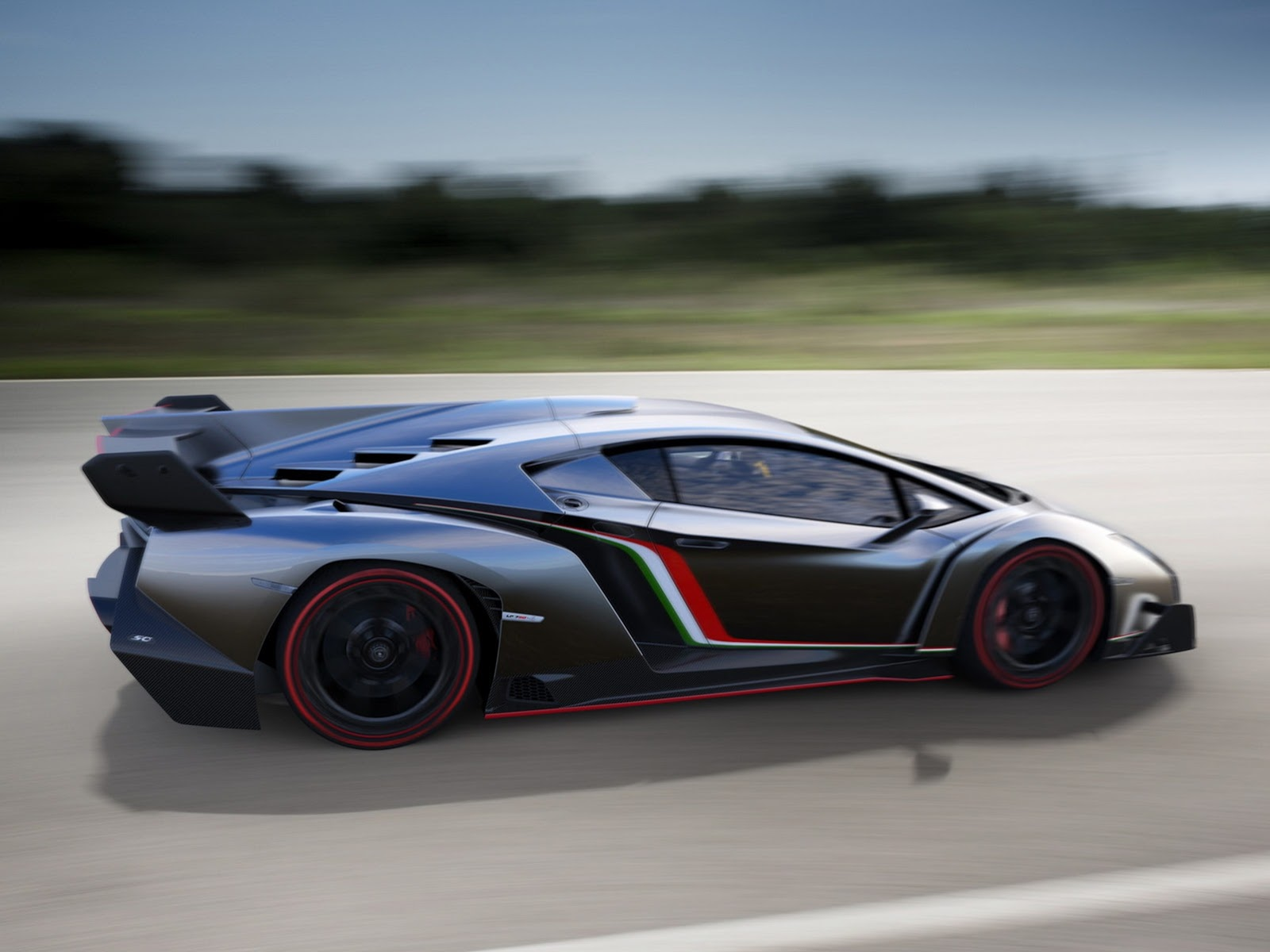 The Veneno Is Named After A Legendary Fighting Bull Whose Reputation Was  Built On The Fact That It Was One Of The Strongest And Most Aggressive In  History.