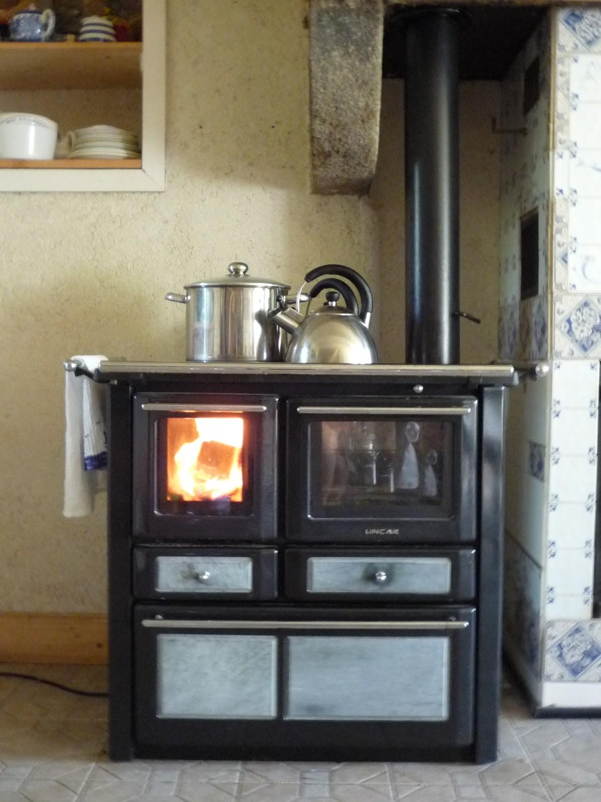 Lincar wood cooker