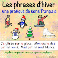 https://www.teacherspayteachers.com/Product/Les-phrases-dhiver-pratique-de-sons-francais-Winter-French-Phonics-Practice-1040458