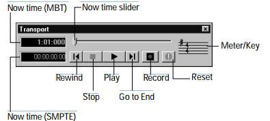 Cara Memutar Midi Menggunakan Cakewalk Pro Audio