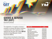 TM's Readiness Program : Goods & Services Tax (GST) Identification & Current Activities